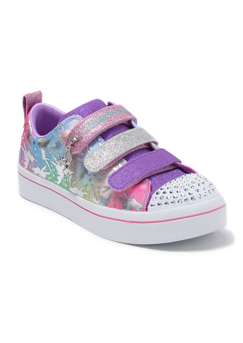 Skechers Twinkle Lites Fairy Wishes Sneaker (Toddle, Little Kid, & Big Kid)