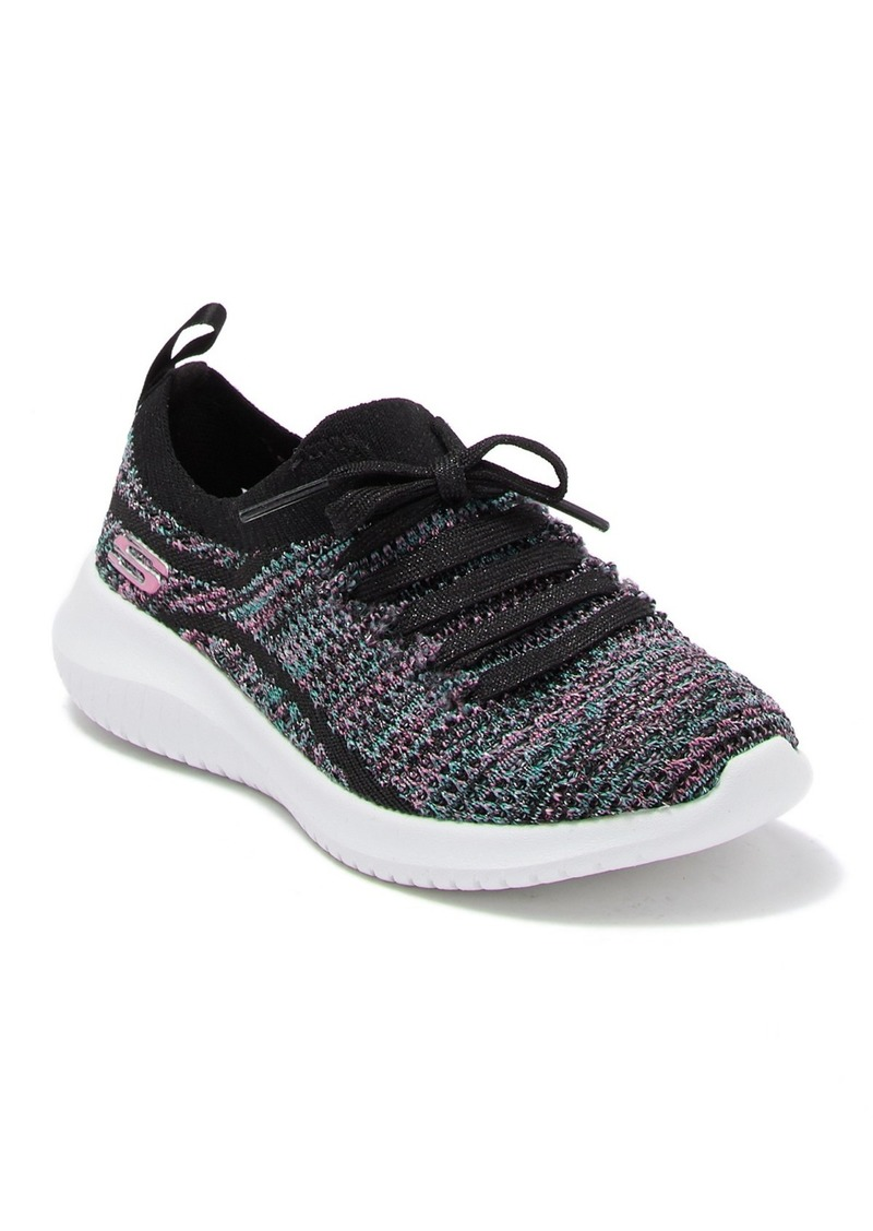 Skechers Ulta Flex Knit Sneaker (Toddler & Little Kid)