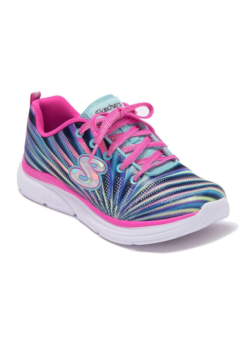 Skechers Wavy Lites Rockin' Runner Sneaker (Toddler, Little Kid & Big Kid)