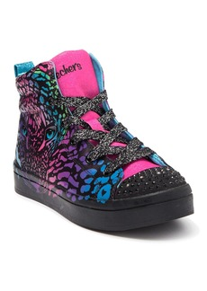 Skechers Wild Cutie Light-Up High Top Sneaker (Toddler, Little Kid & Big Kid)