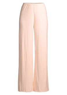 skin Double-Layer Pima Cotton Jersey Pants