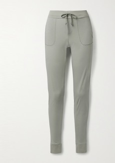 skin Net Sustain Organic Pima Cotton-jersey Track Pants