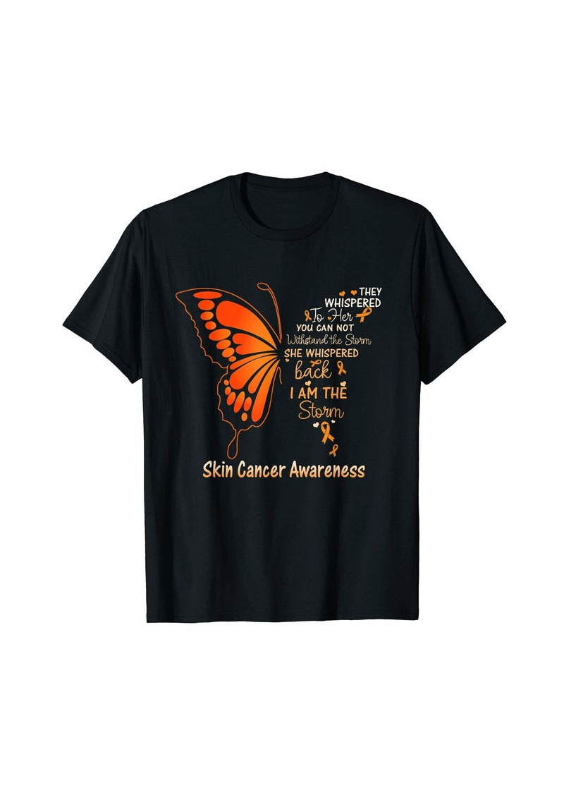 Skin Cancer I am the Storm T-Shirt