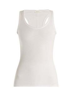 Skin Cotton-jersey tank top