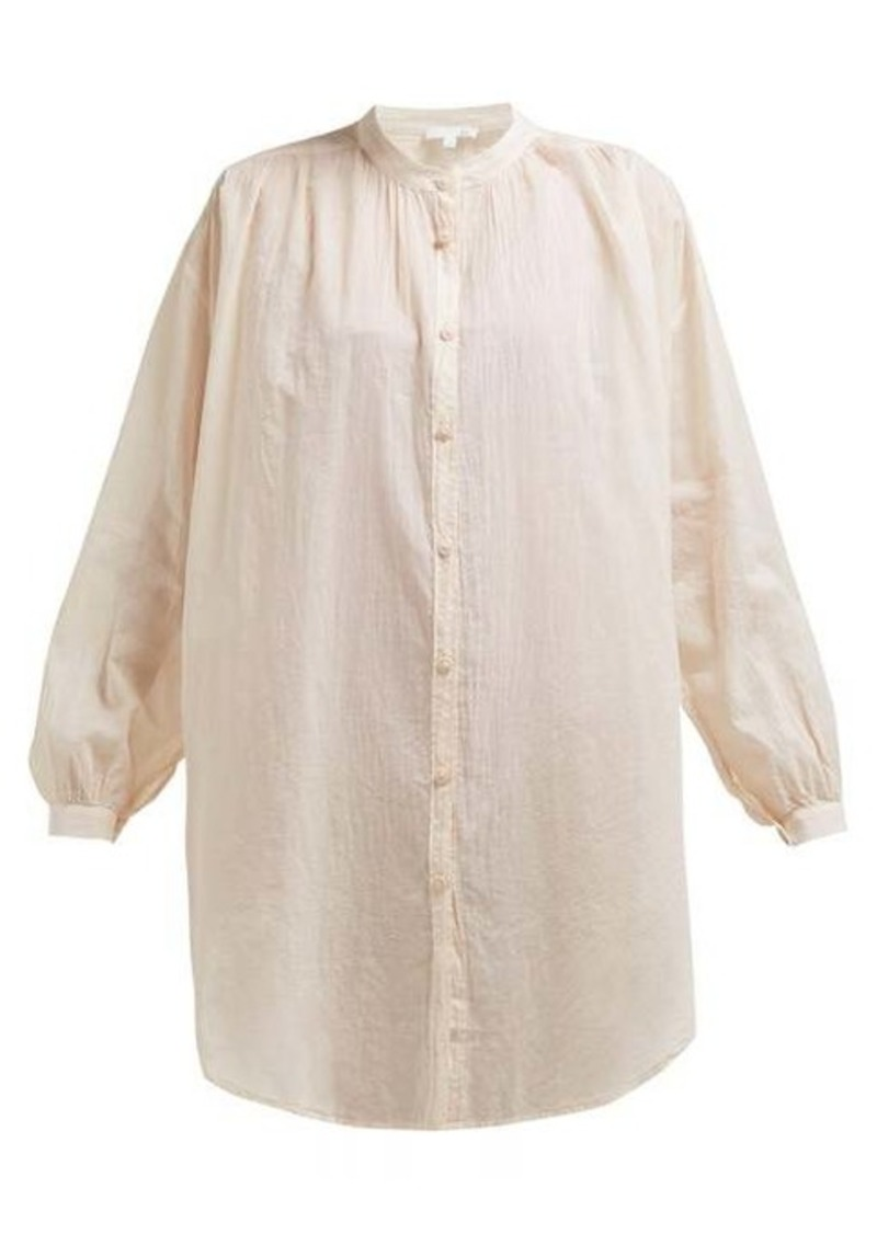 Skin The Brea cotton kaftan