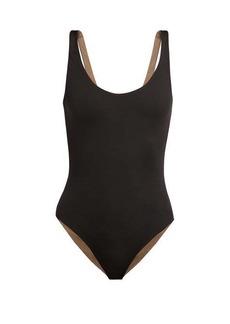 Skin The Lana reversible swimsuit