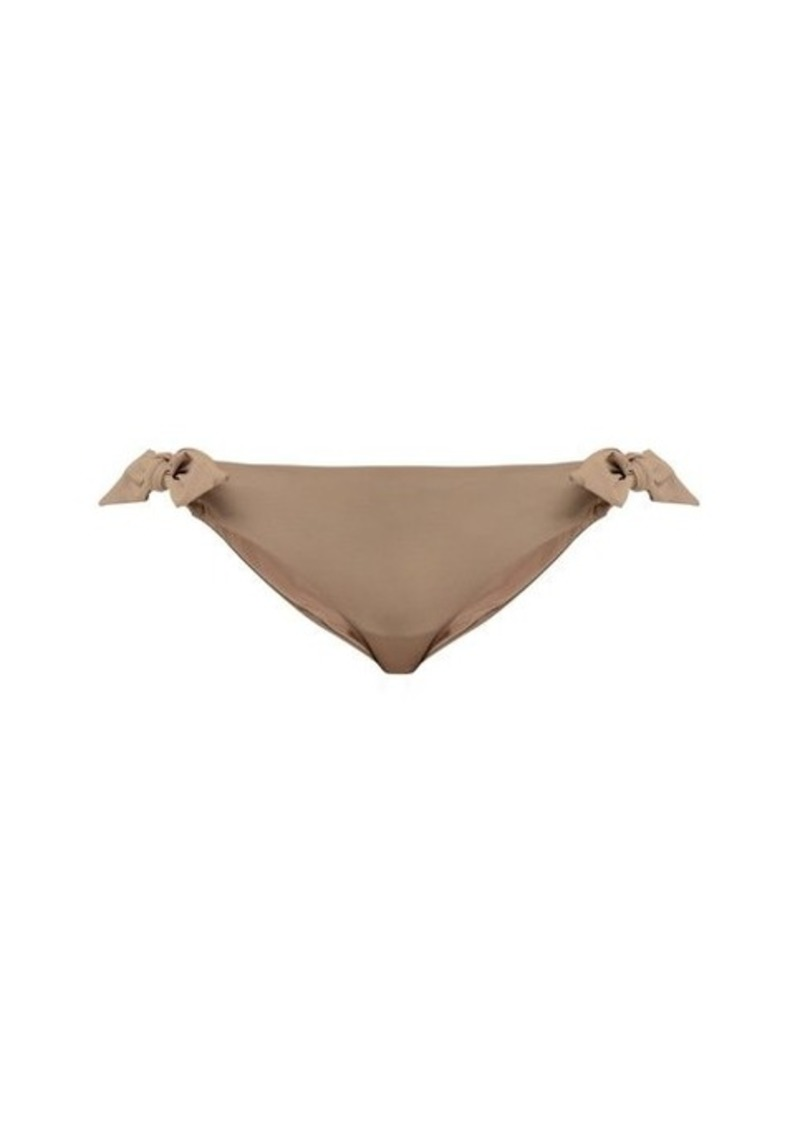 Skin The Rosie tie-side bikini briefs