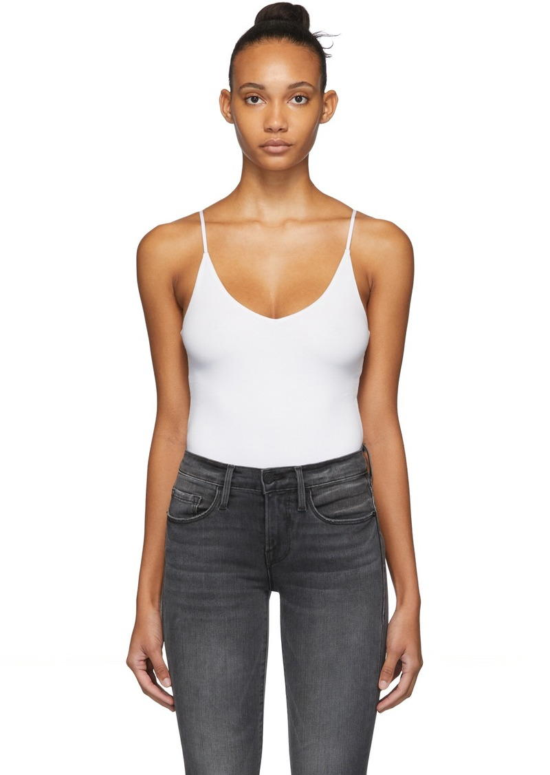 skin White Narcissa Bodysuit