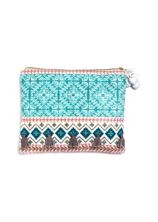 Sky Camila Embroidered Pouch- 100% Exclusive