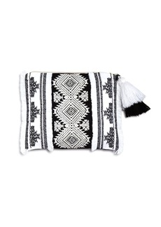 Sky Tulum Embroidered Pouch- 100% Exclusive