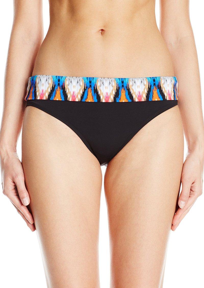 Skye Women's Mojave Mid Waist Bikini Bottom