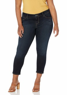 SLINK Jeans womens Plus Size  Skinny Ankle Jeans   US