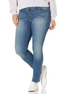 SLINK Jeans Women's  Skinny Plus Size