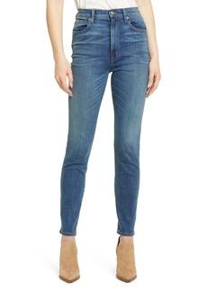 SLVRLAKE Beatnik High Waist Ankle Slim Jeans (Jacksonville)