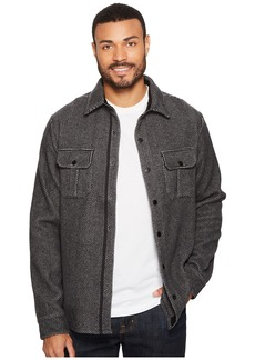 Smartwool Anchor Line Herringbone Shirt Jacket