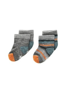 Smartwool Bootie Batch 2-Pack (Infant)