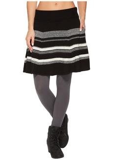 Smartwool Cascade Valley Stripe Skater Skirt