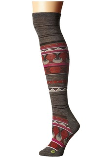 Smartwool Charley Harper Glacial Bay Seal Knee Highs