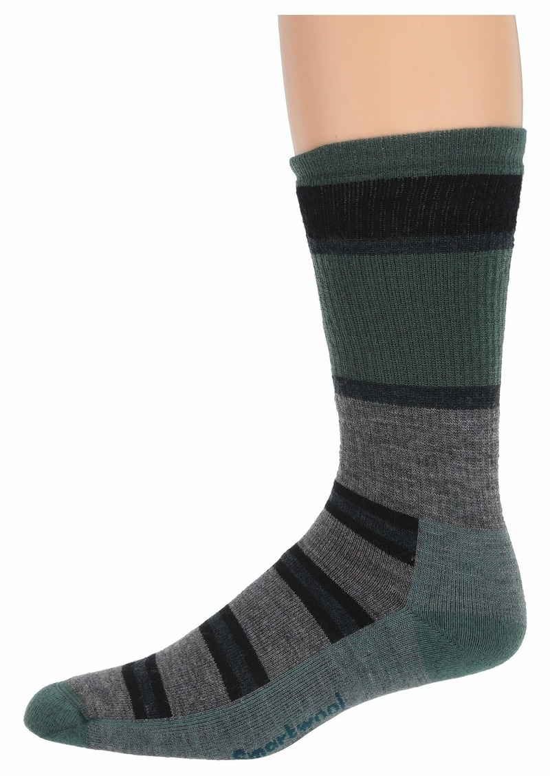 Smartwool Hike Medium Stripe Crew