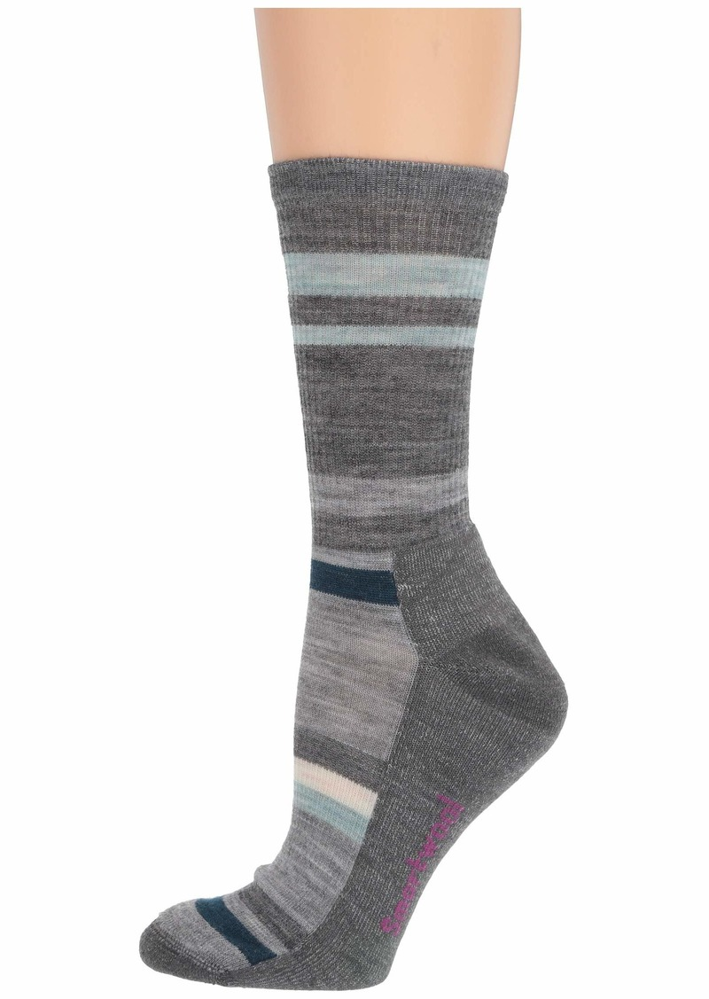 Smartwool Hike Striped Light Crew