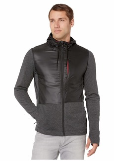 Smartwool Merino Sport Fleece Full Zip Hybrid Hoodie