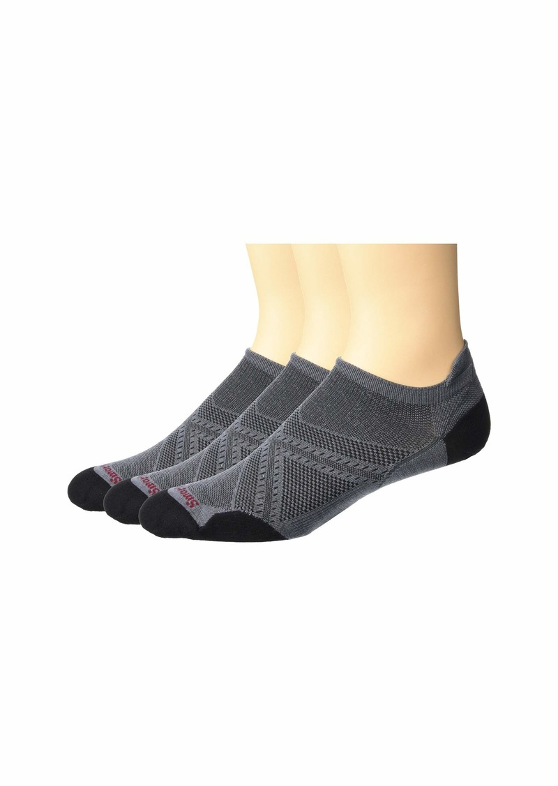 Smartwool PhD Run Ultra Light Micro 3-Pair Pack