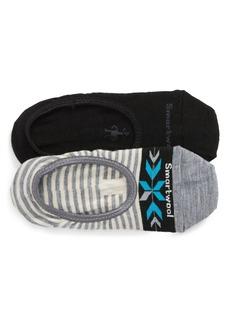 Smartwool 2-Pack Hide & Seek No-Show Socks