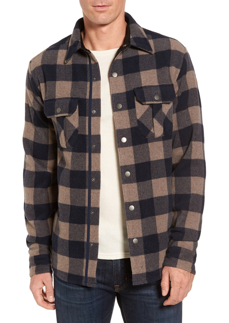 3c0ed2c729b9 Smartwool SmartWool Anchor Line Flannel Shirt Jacket | Outerwear