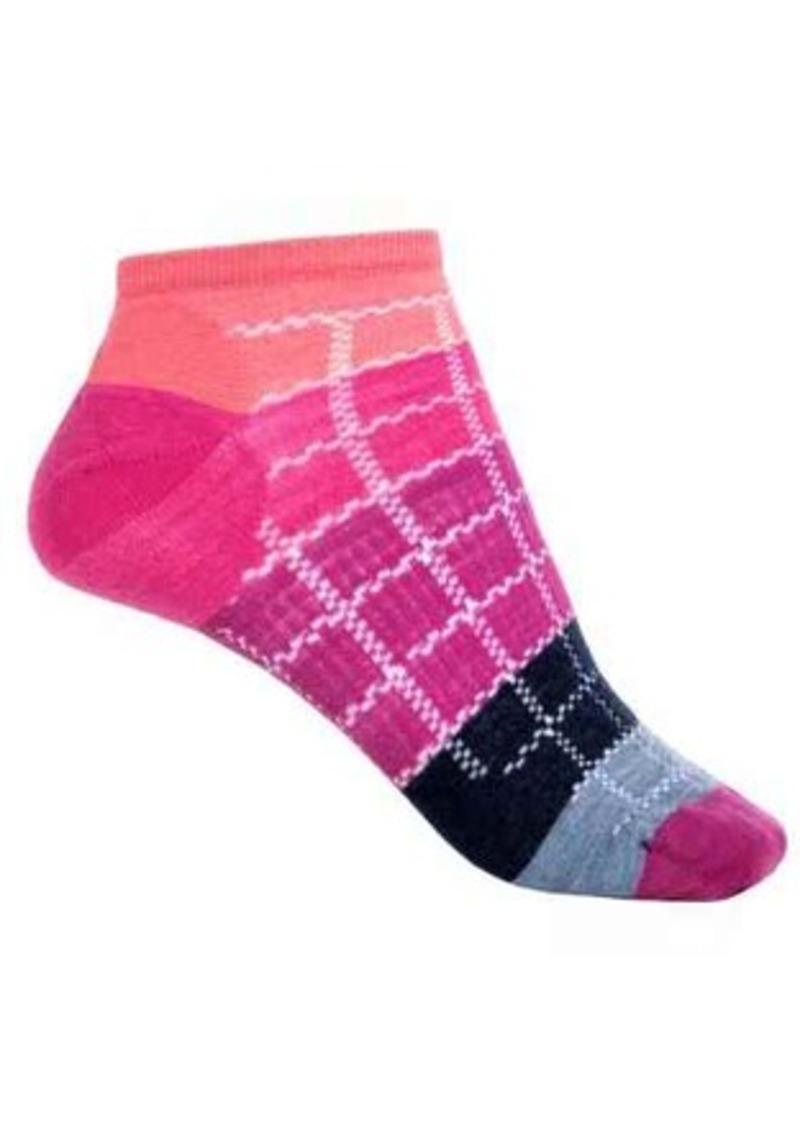 SmartWool Block by Block Ankle Socks - Merino Wool (For Women)