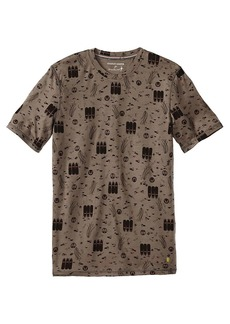 Smartwool Men's Charley Harper National Park Poster NTS Micro 150 Tee