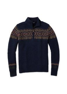 Smartwool Men's CHUP Hansker Half Zip Sweater