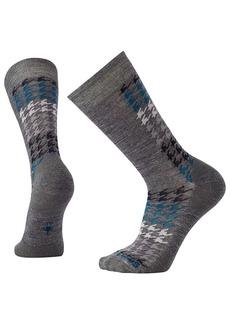Smartwool Men's Houndstooth Crew Sock