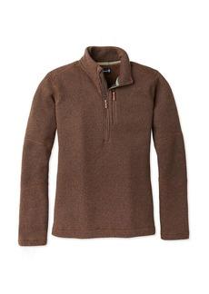 Smartwool Men's Hudson Trail Fleece Half Zip Sweater
