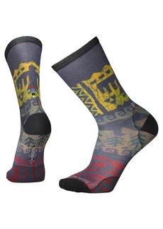 Smartwool Men's Jaguar Printed Crew Sock