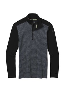Smartwool Men's Merino 250 Baselayer Pattern 1/4 Zip Top