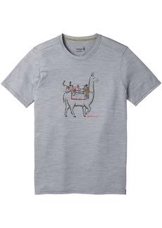 Smartwool Men's Merino Sport 150 Llama Adventures Tee