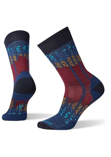 Smartwool Men's Mountain Borough Crew Sock