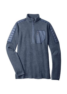 Smartwool Men's Ski Ninja Half Zip Sweater