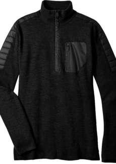 Smartwool Men's Ski Ninja Half Zip Sweater