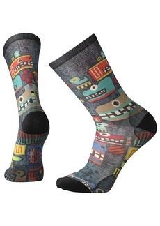 Smartwool Men's Totem Monster Printed Crew Sock