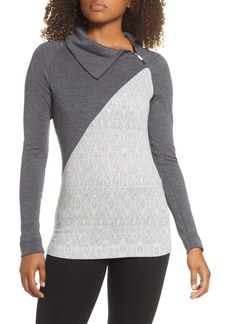 Smartwool Merino 250 Asymmetrical Zip Top