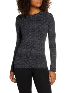 Smartwool Merino 250 Pattern Base Layer Crew Top