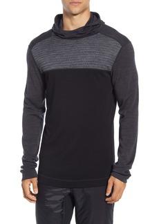 Smartwool Merino 250 Wool Colorblock Hoodie