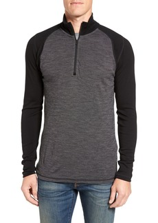 Smartwool Merino 250 Base Layer Pattern Quarter Zip Pullover