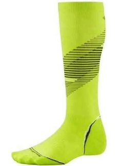 SmartWool PhD Graduated Compression Pattern Socks - Merino Wool, Over the Calf (For Men and Women)