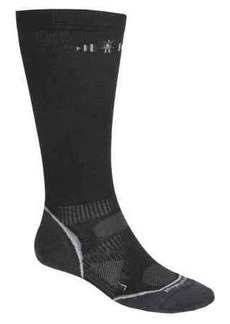 SmartWool PhD Graduated Compression Socks - Merino Wool, Over the Calf (For Men and Women)