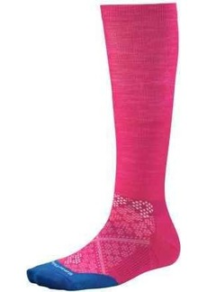 SmartWool PhD Graduated Compression Socks - Merino Wool, Over the Calf (For Women)