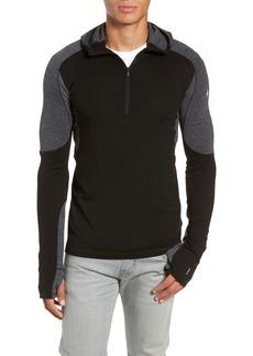 Smartwool PhD® Light Merino Wool Blend Hooded Pullover