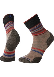 Smartwool PhD Outdoor Light Pattern Mid Crew Sock