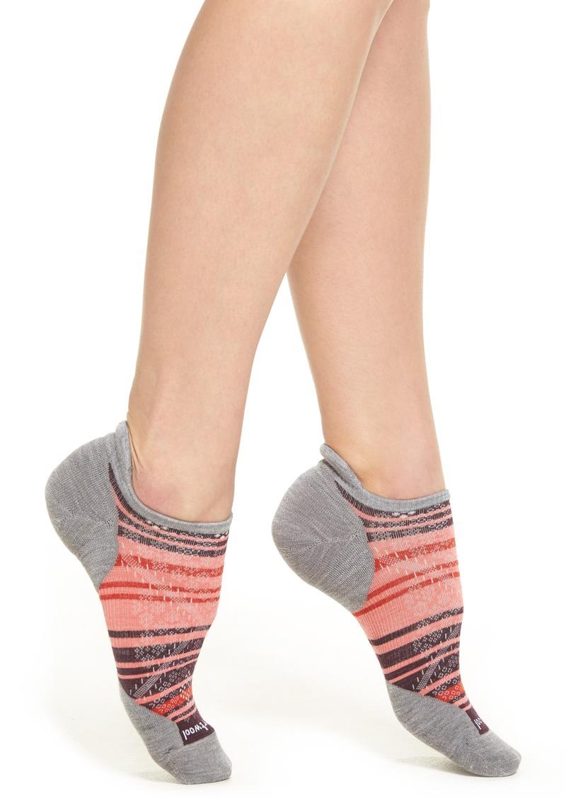 PhD Run Elite Micro No-Show Socks